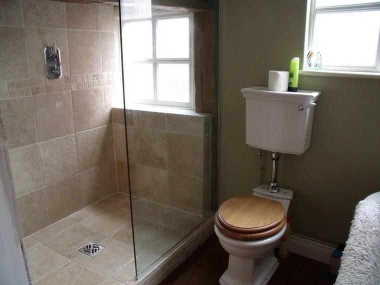 6 Elegant Bathroom Ideas For Compact Spaces: Baños Pequeños Con Ducha