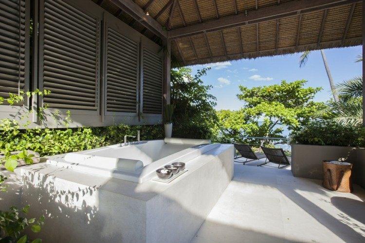 Baños Con Vista Al Mar:Baños con estilo para cualquier diseño y preferencias