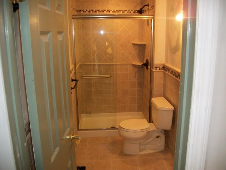 baños pequeños duchas cabinas mamparas