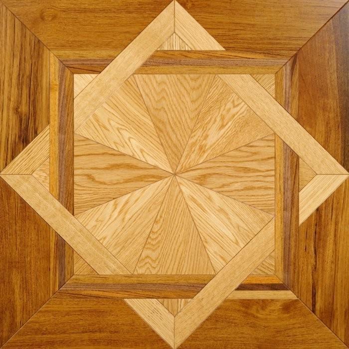 diseño baldosas madera cuadrados entrelazados