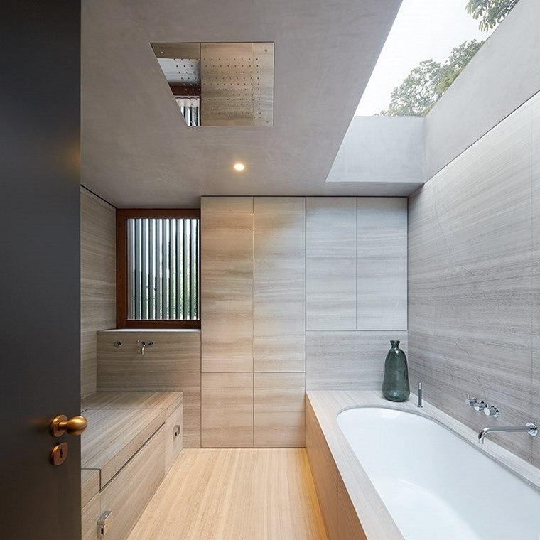 baño diseños estilo minimalista ideas
