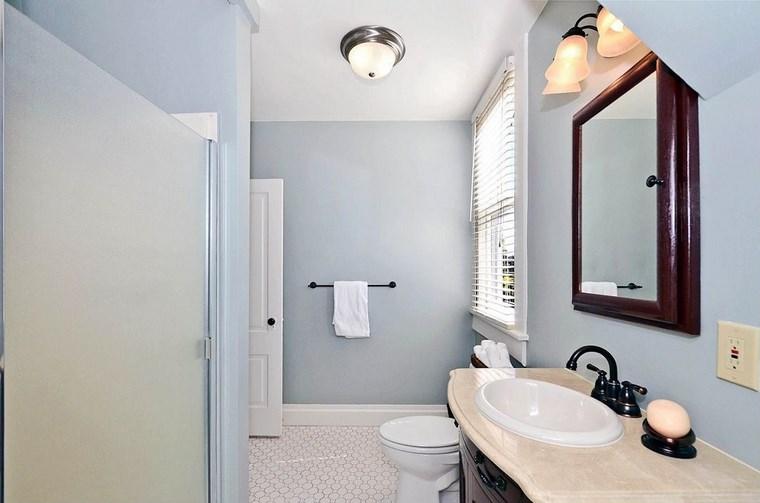 baño diseños estilo tradicional clasico ideas
