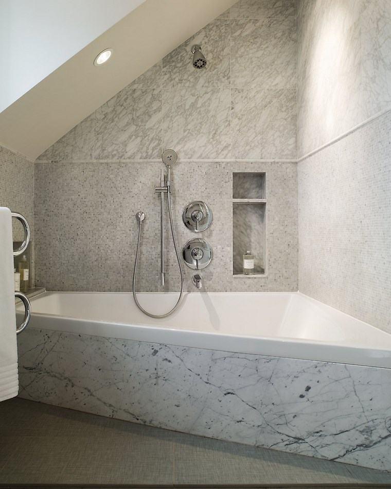 Baño Pequeno Estrecho:Baño diseños espectaculares que inspiran -