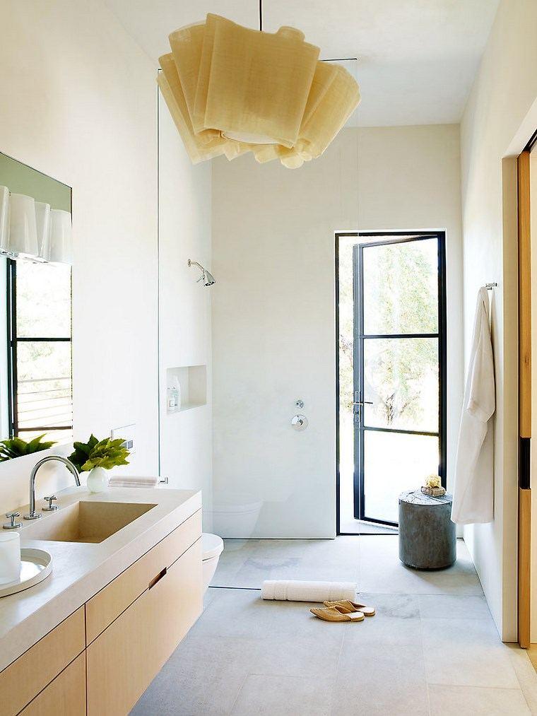 Lamparas Para Medio Baño:Baño diseños espectaculares que inspiran -