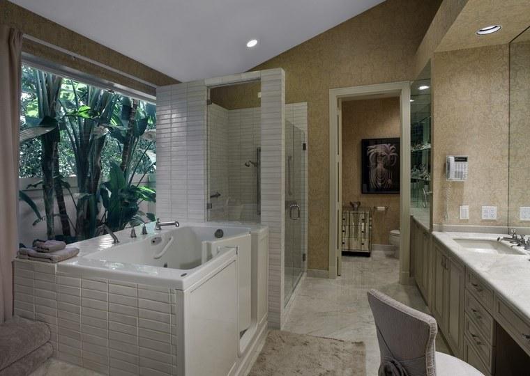 Baños Hermosos Fotos:Banos+Bonitos banos-bonitos-lavabos-diseno-banera-losas-blancasjpg