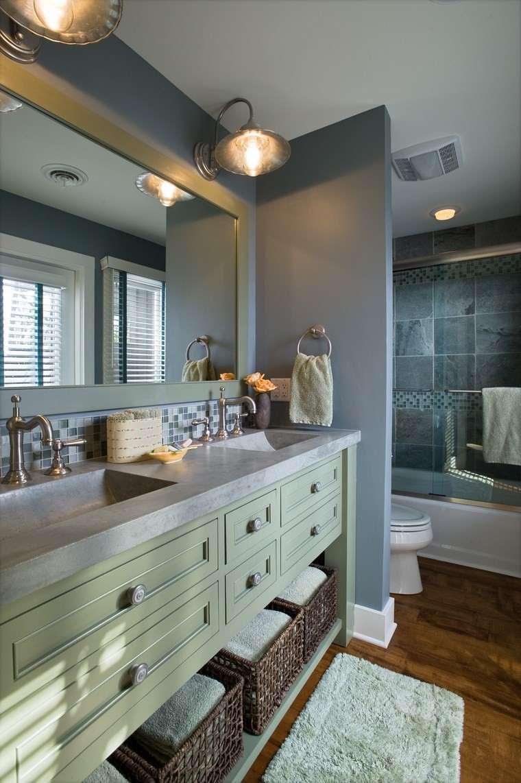 Baños Rusticos Bonitos:Baños bonitos con lavabos de diseño 36 ideas -