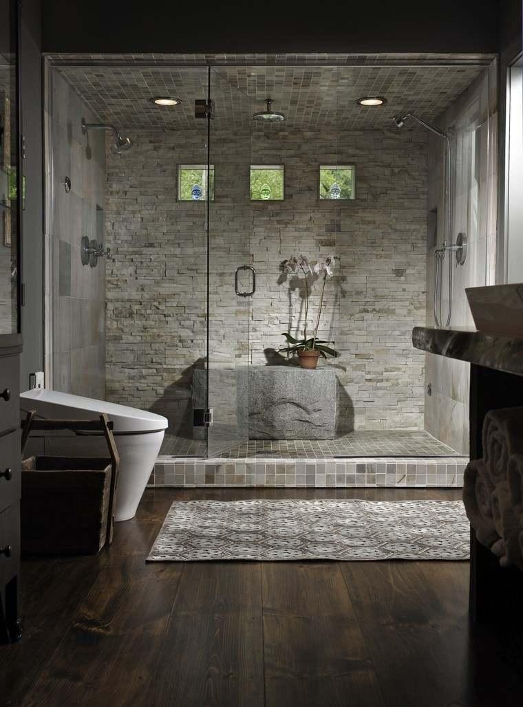 bonitos lavabos diseno piedra ideas
