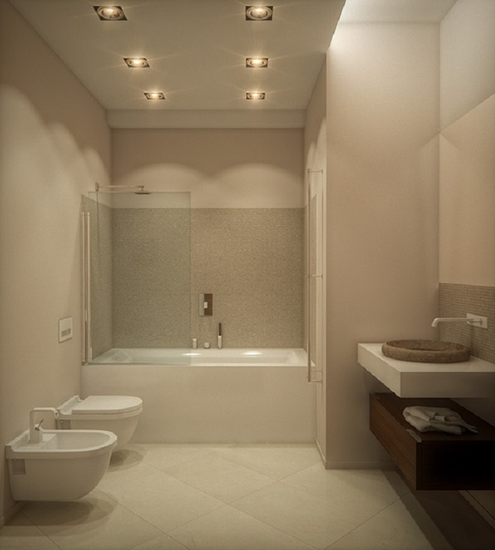 Imagenes ba os con ducha y ba era preciosos for Banos modernos con banera