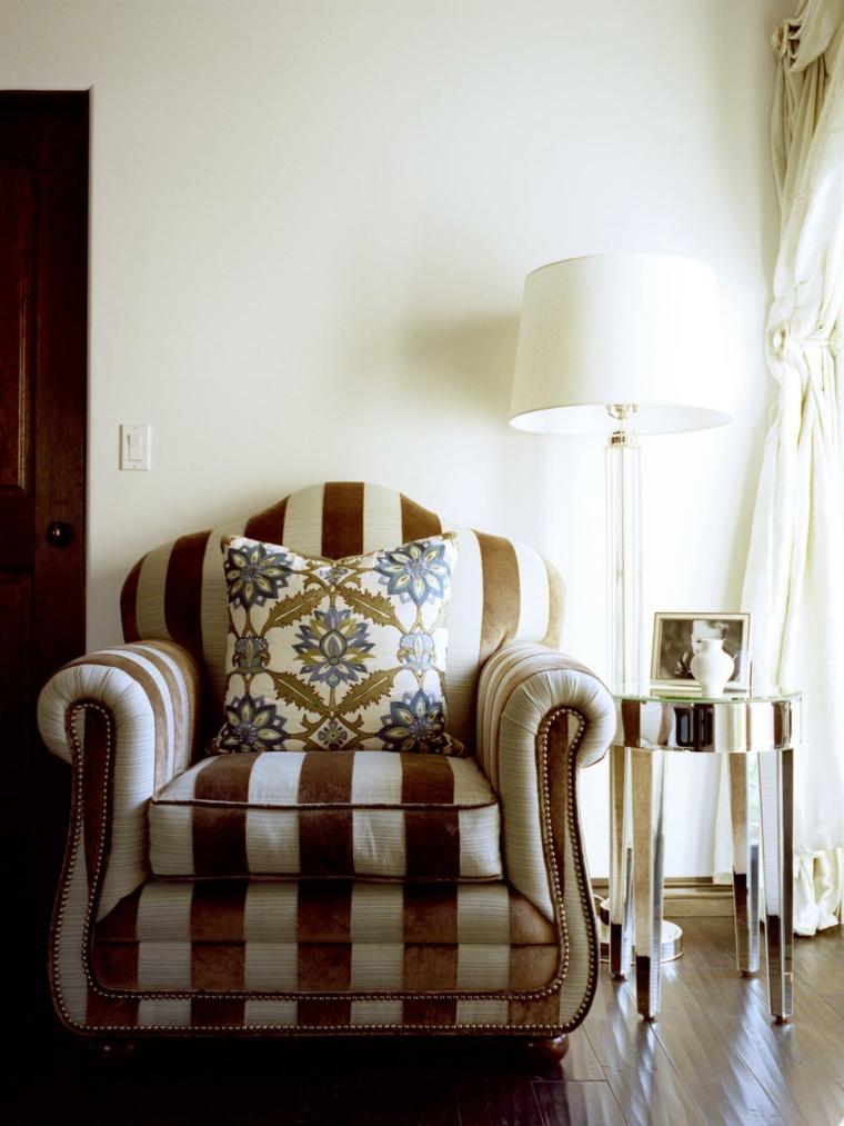 blanco luminoso paredes estilos cojines