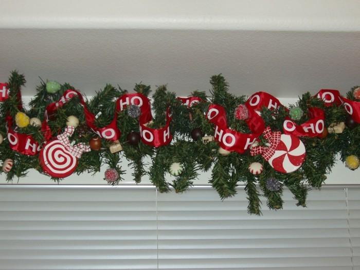 blanco navidad detalles lazos caramelos lineas