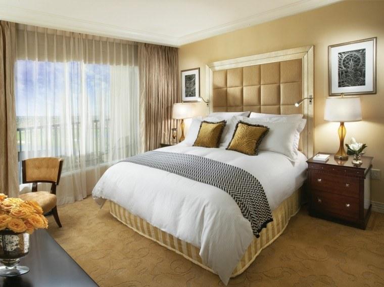 Ideas De Decoracion Para Dormitorios Pequenos 38 Fotos - Dormitorios-adultos