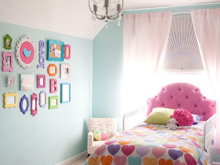 bonito deco habitacion infantil