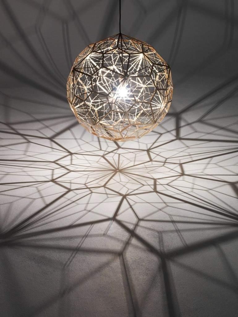 bonito diseño lamparas de dormitorio formas