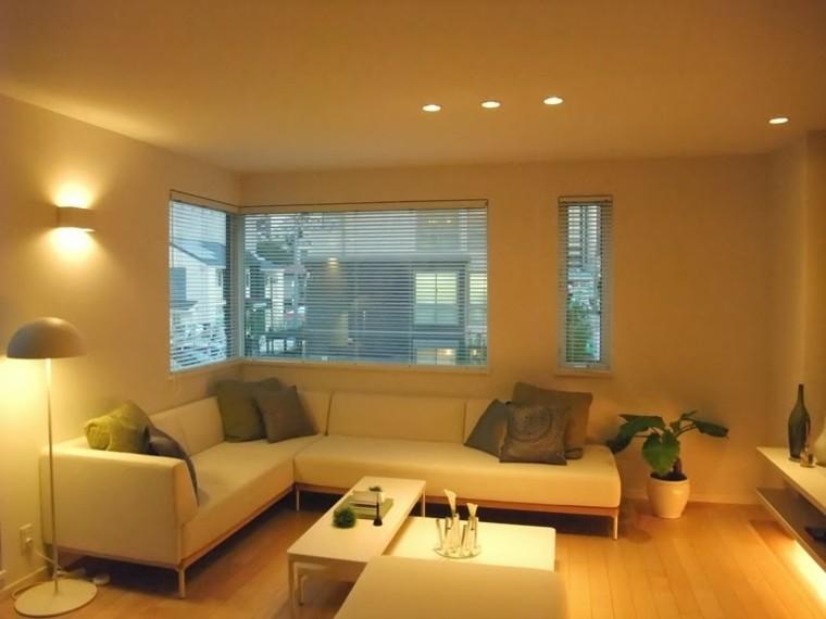 bonito diseño sala de estar