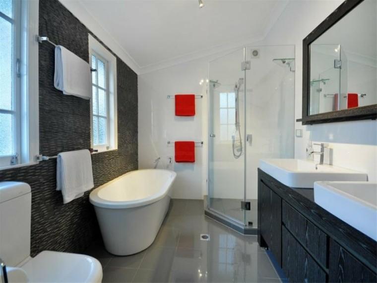 baño diseño moderno pequeño
