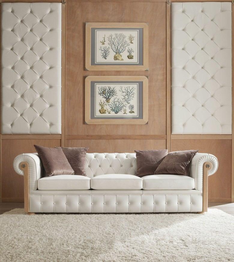 Sofas chester de estilo moderno treinta y ocho modelos for Sofas comodos y bonitos