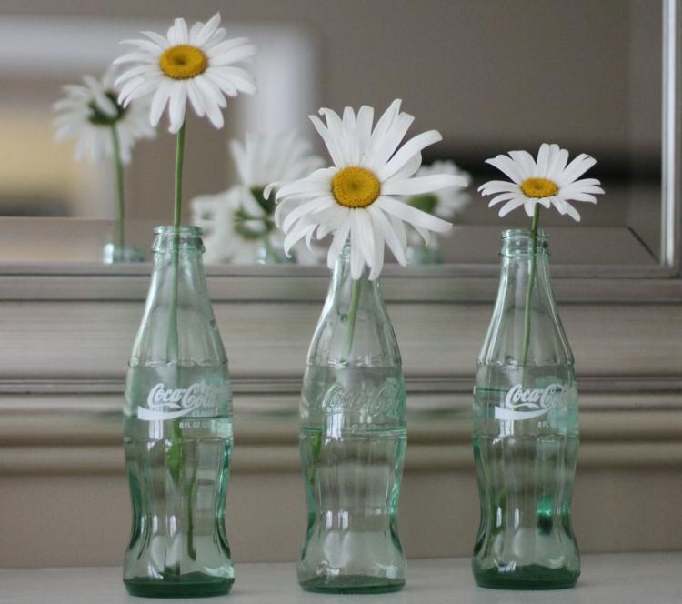 botellas estilos variables blancos envases