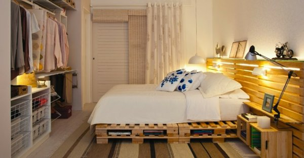 original diseño cama cabecero