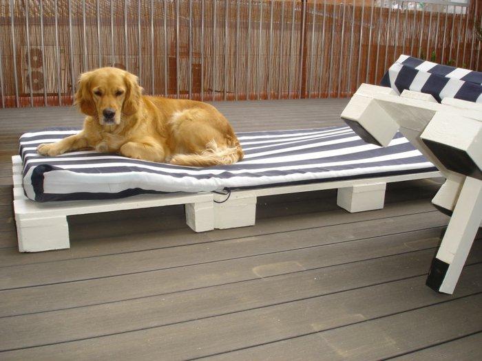camas mascotas pallet madera