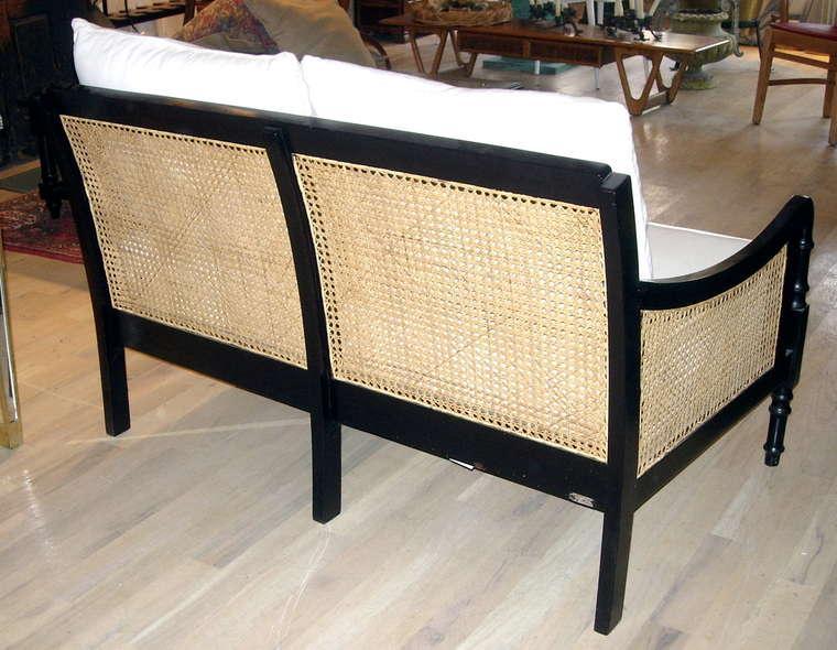 sofá diseño estilo colonial