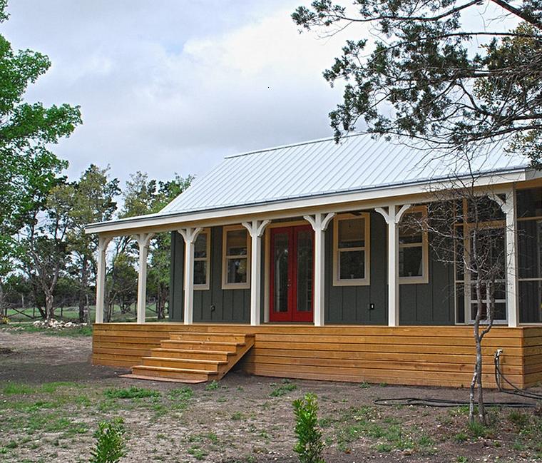diseño casa estilo colonial