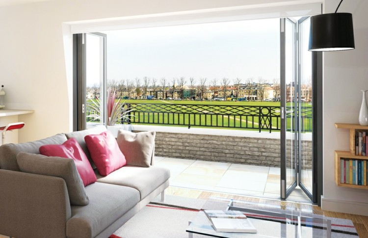 Puertas para porches escaleras al aire libre puertas para - Ideas para decorar porche entrada ...