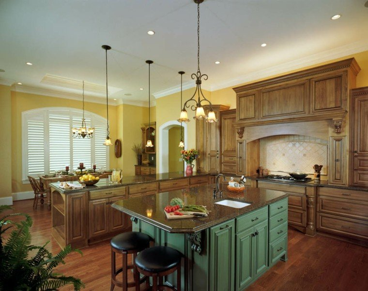 new home kitchen design dise 241 os de cocinas ideas originales para inspirarse 3487