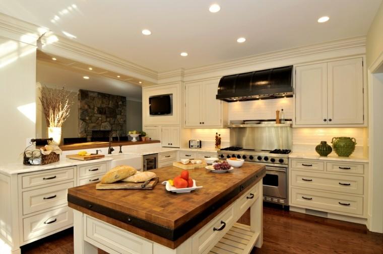 Cocina diseño y estlo en 36 opciones impactantes -