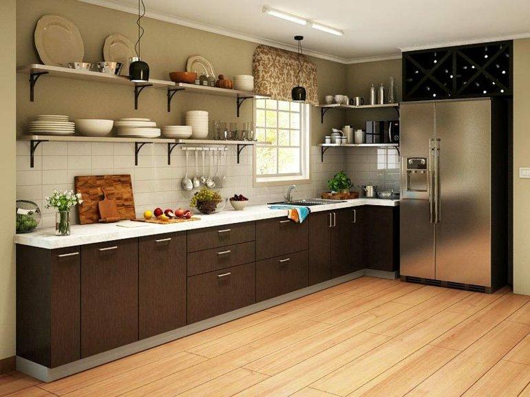 Dise o muebles de cocina dragtime for - Disenos de cocinas en l ...