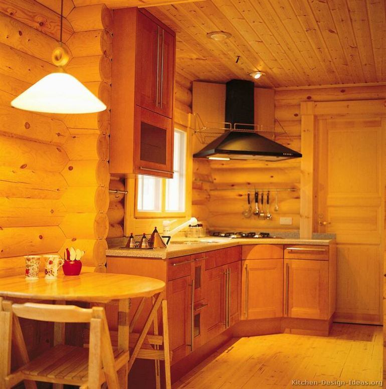 Decoración de cocinas rústicas estilo minimalista estilo rustoco
