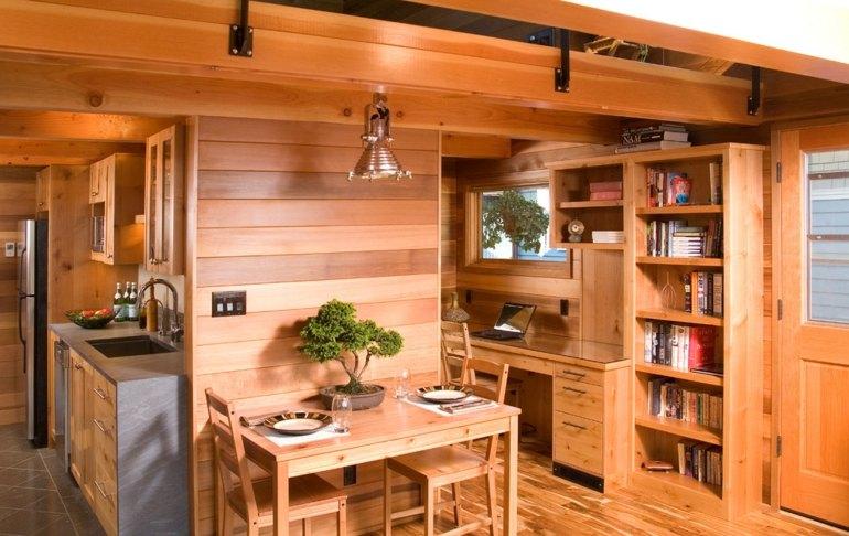decoraci n de cocinas r sticas 50 ideas originales. Black Bedroom Furniture Sets. Home Design Ideas