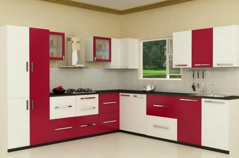 muebles cocina diseo moderno - Cocinas En Ele