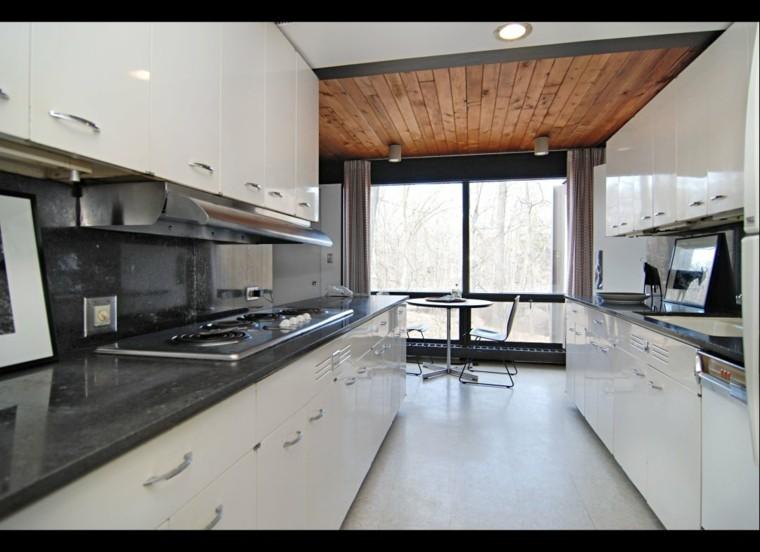 cocinas pequeñas diseño lujoso