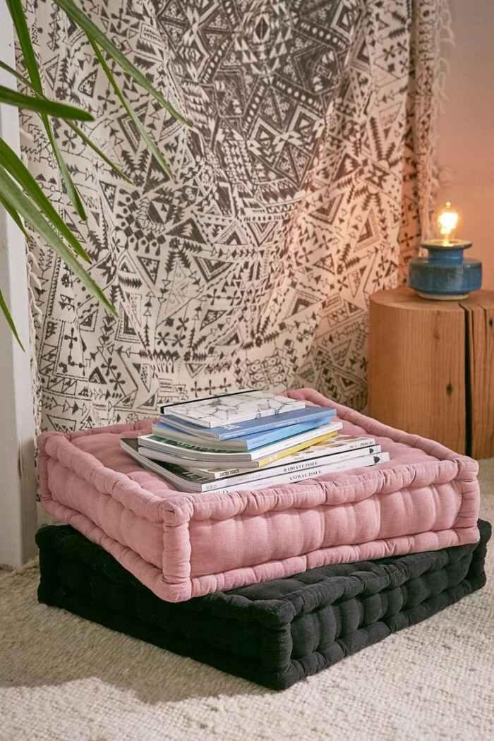 color rosa ideas detalles almohada plantas