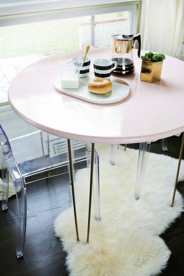 color rosa ideas detalles sillas lineas