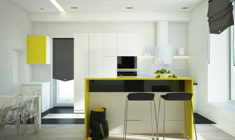 colores casas variables futurista zonas