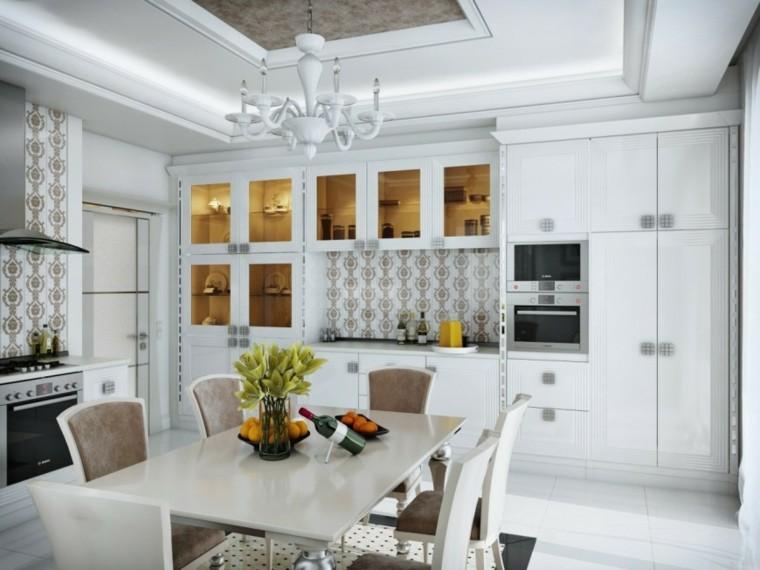 Comedores de dise o inspirador elegante y moderno - Cocina comedor diseno ...