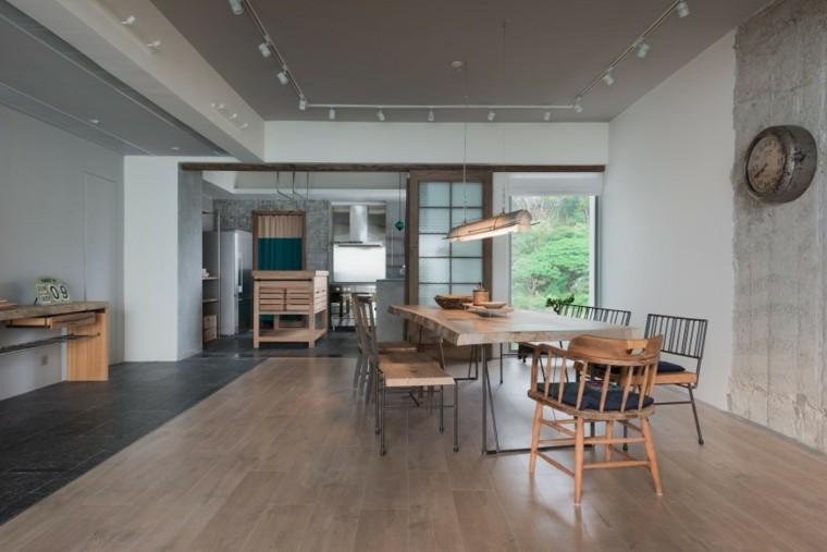 Comedores de dise o inspirador elegante y moderno for Diseno estilo industrial