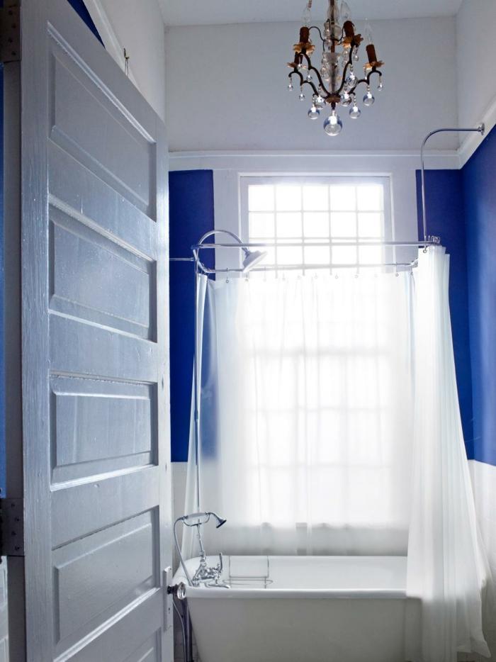 Decorar Baño Sencillo:como decorar un baño pequeño y sencillo liminarias azules