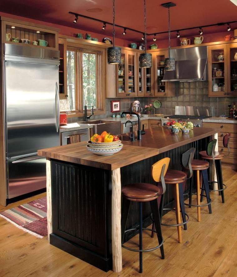 Cocinas para casa de campo free resultado de imagen para - Cocinas para casas de campo ...