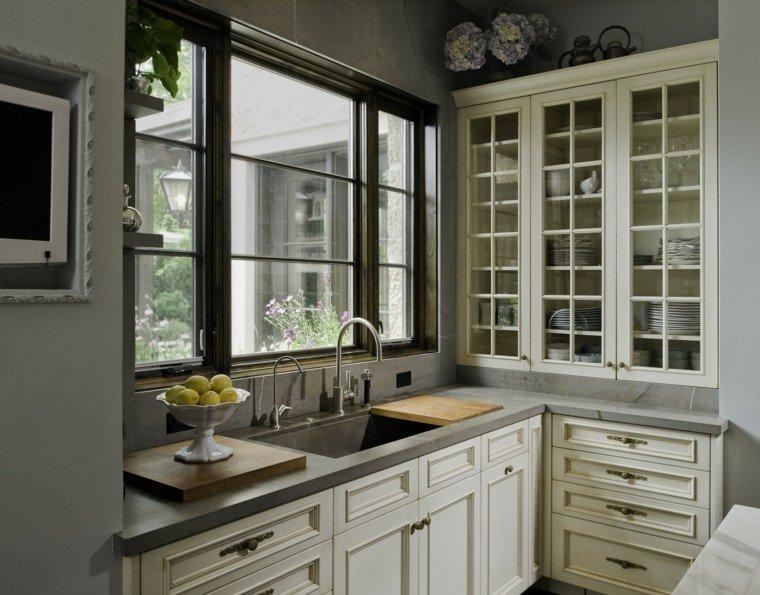 como decorar una cocina diseno clasico ideas