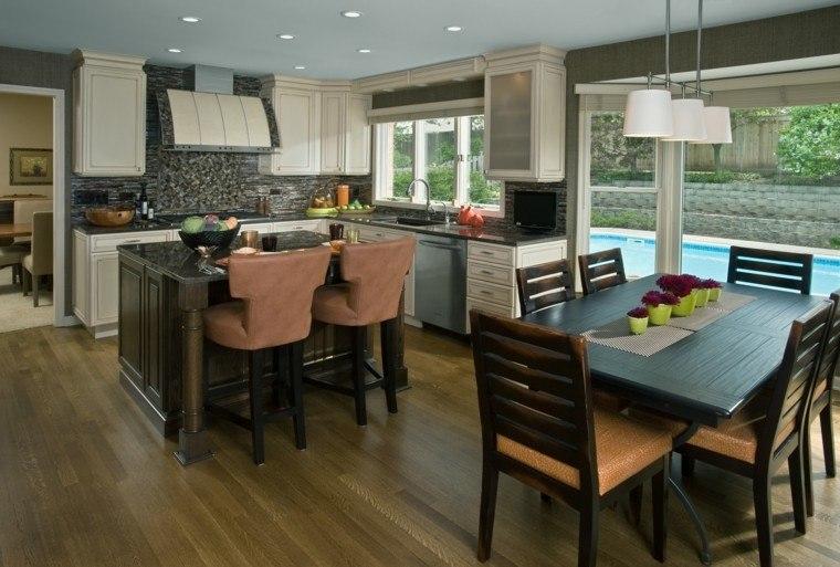 Como decorar una cocina al igual que un diseñador -