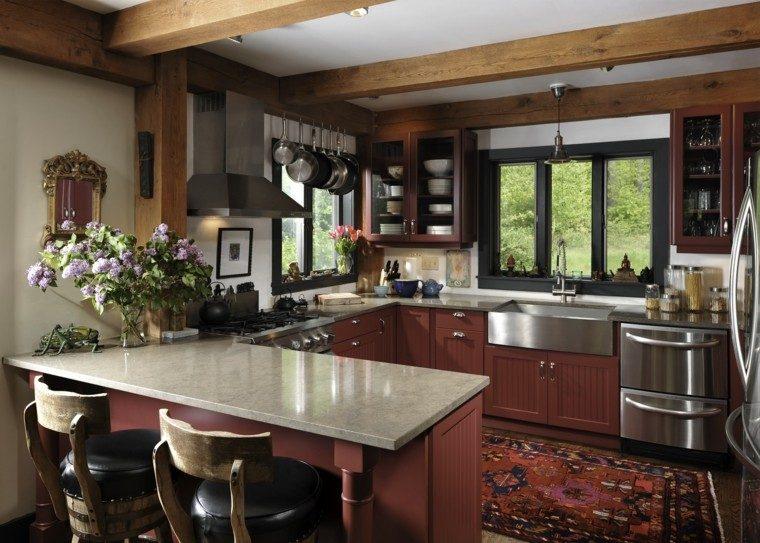 Como decorar una cocina al igual que un dise ador for Como de corar una cocina