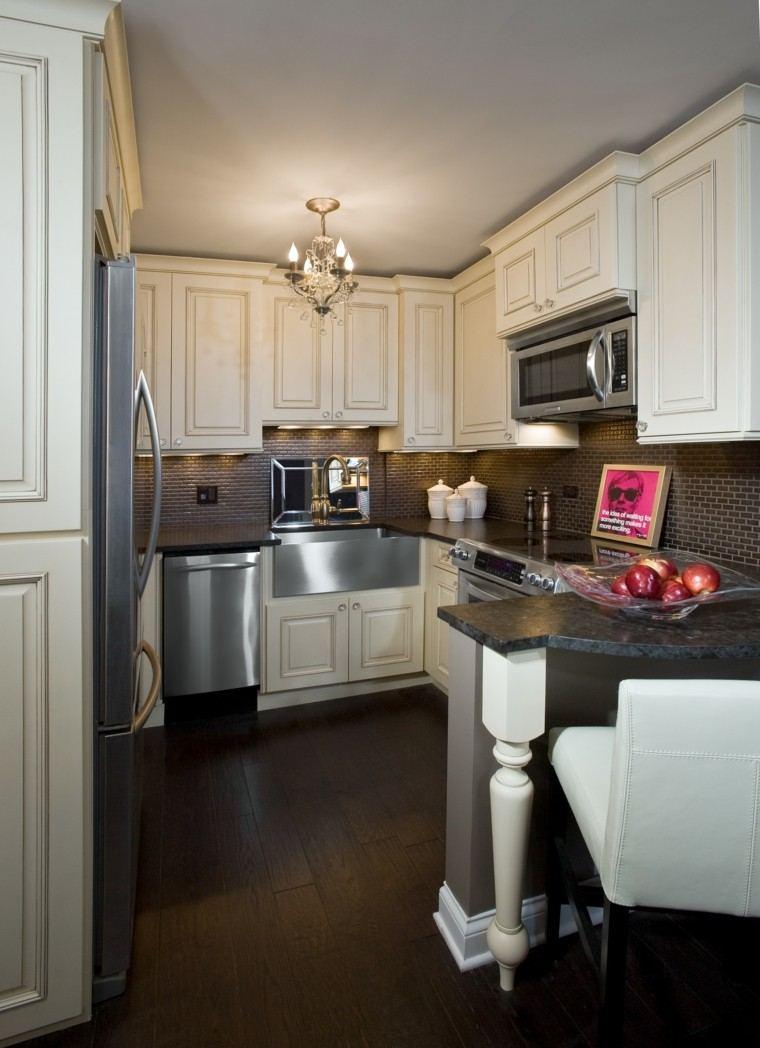 Como decorar una cocina al igual que un dise ador - Como reformar una cocina ...
