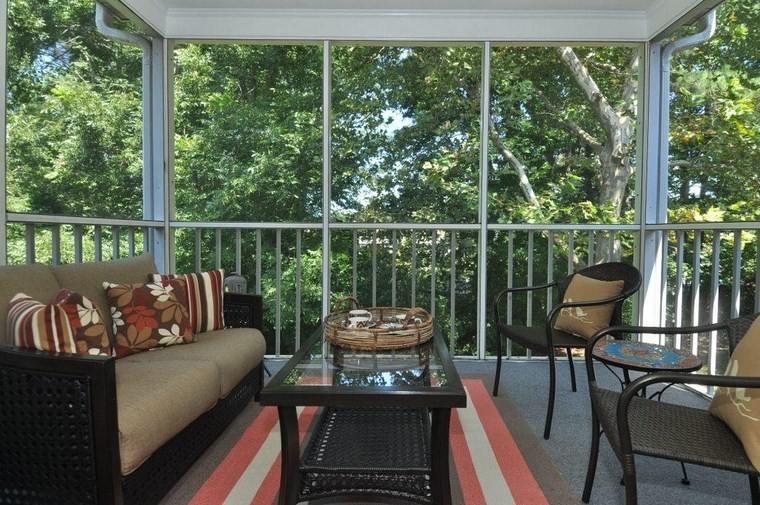 Como decorar una terraza con muebles originales - Como decorar una terraza ...