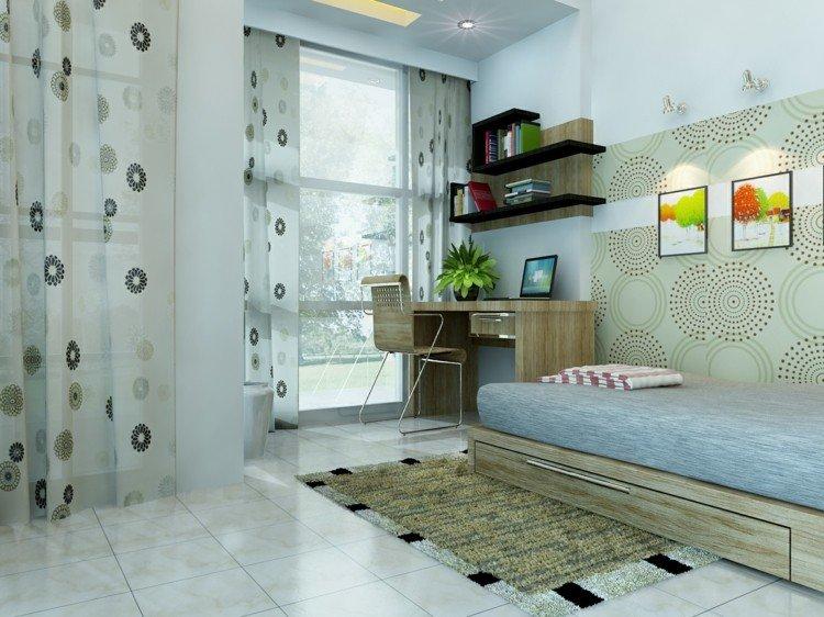 cortinas detalles decorado situaciones sillas