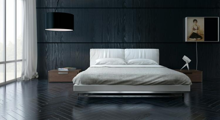 cortinas fresca detalles solido suelos negro