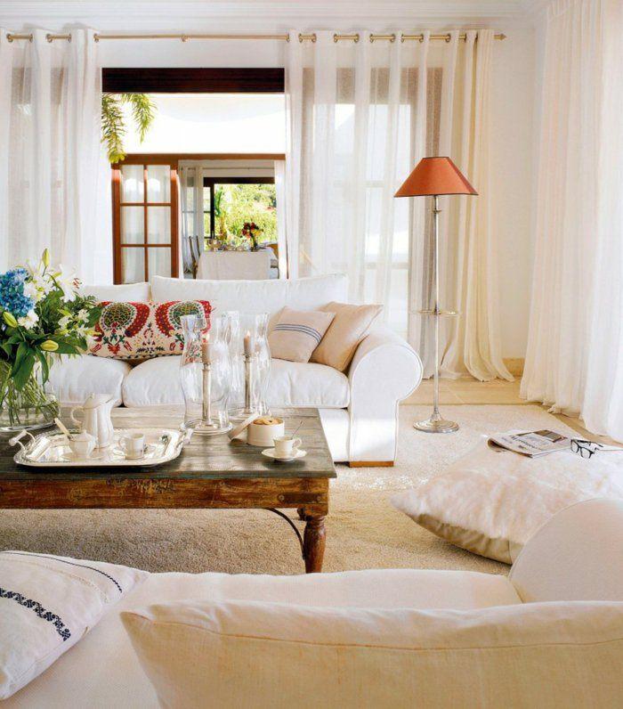 cortinas variantes decorado jardines exteriores cemas