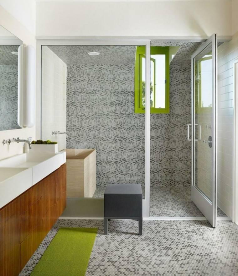 cuarto baño estupendo diseño