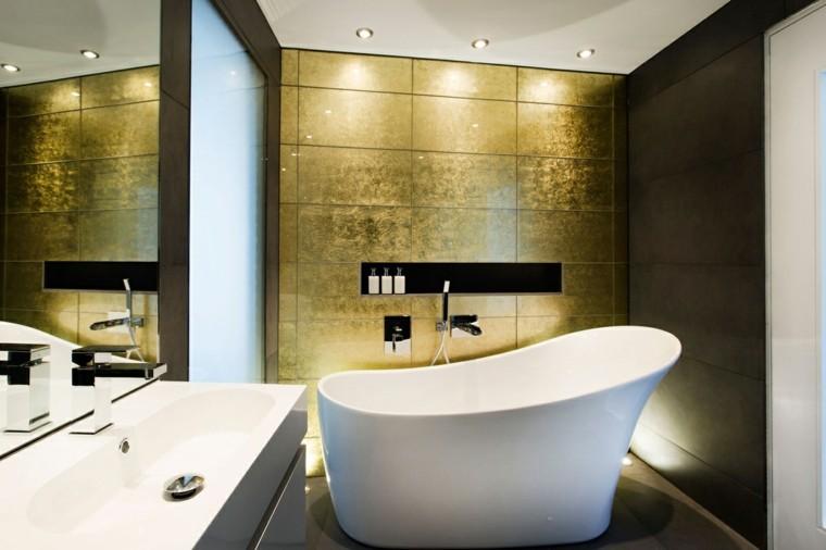 baño pequeño diseño lujoso